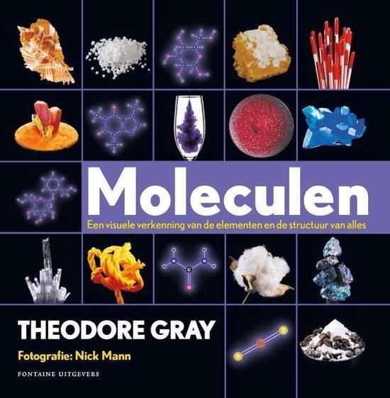 Moleculen scheikunde