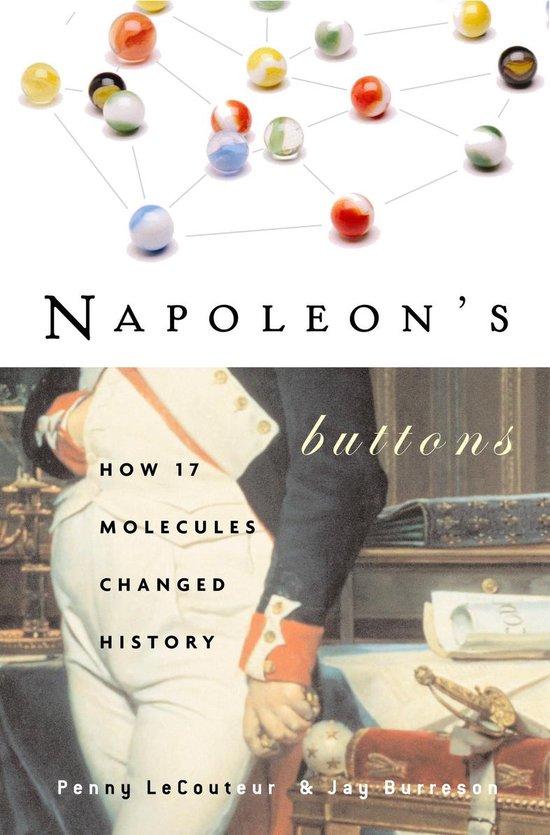 Napoleons buttons scheikunde