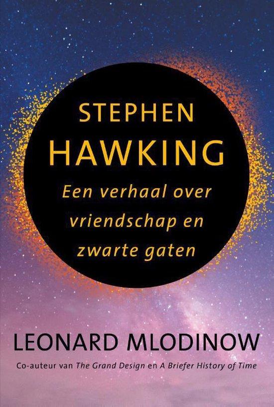 Boek over Stephen Hawking is uit