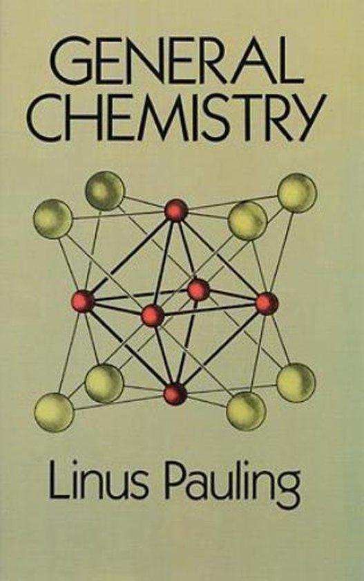 general chemistry scheikunde